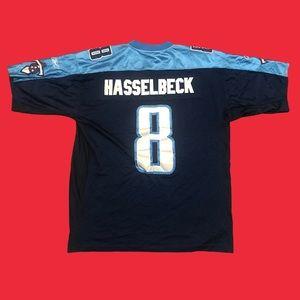 Vintage Reebok NFL Tennessee Titans Jersey